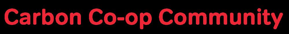 Carbon Co-op Community